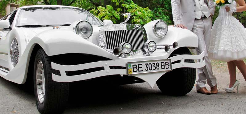 автомобиль на свадьбу в самаре